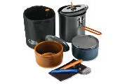 GSI Outdoors Halulite Microdualist Cookset User Reviews