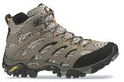 Merrel Men's Moab Ventilator Mid Hiking Boots User Reviews