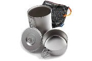 Snow Peak Titanium Mini Solo Cookset User Reviews