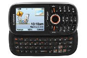 Samsung DoubleTake Qwerty Cell Phone (SCH-U450) User Reviews