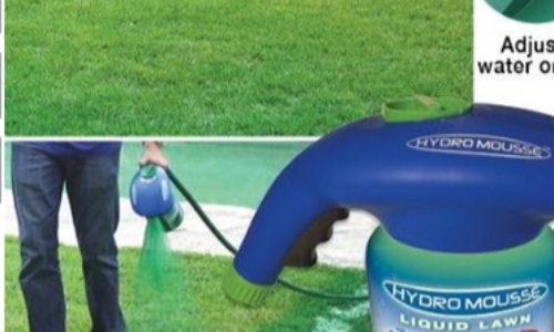 Hydro Mousse Reviews: Affordable Grass Restoration For Your Property