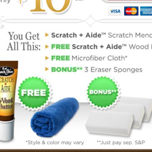 Scratch Aide Reviews: Repair Scratches The Simple Amish Way
