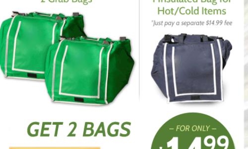 Grab Bag Reviews: Finally, A Money-Saving Reusable Bag Solution