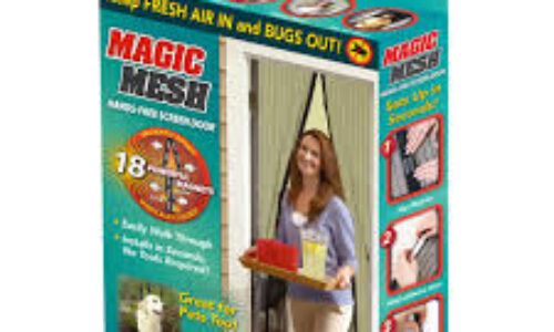 Magic Mesh Reviews: Keep Annoying Bugs Out, Let Fresh Air In