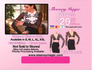 Sleevey Magic   Beautify Your Arms  Expand Your Wardrobe