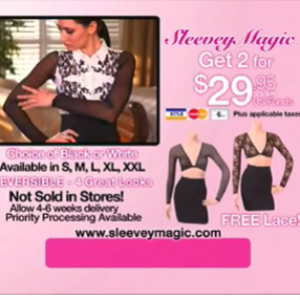 Sleevey Magic Reviews: Hide Flabby Arms & Stretch Your Wardrobe