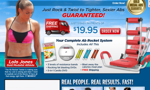 Ab Rocket Twister Reviews: Twist Your Ab Muscles Into Submission!