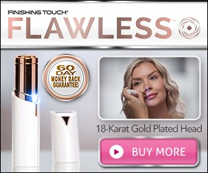 Finishing Touch Flawless Sale