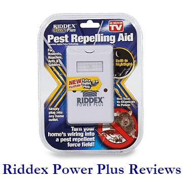 Riddex Power Plus Device