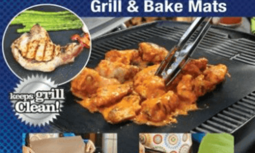 Yoshi Copper Grill & Bake Pad Reviews: Enjoy Grilling Recipes Again