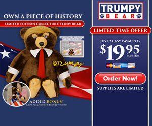 Trumpy Bear Special Promo