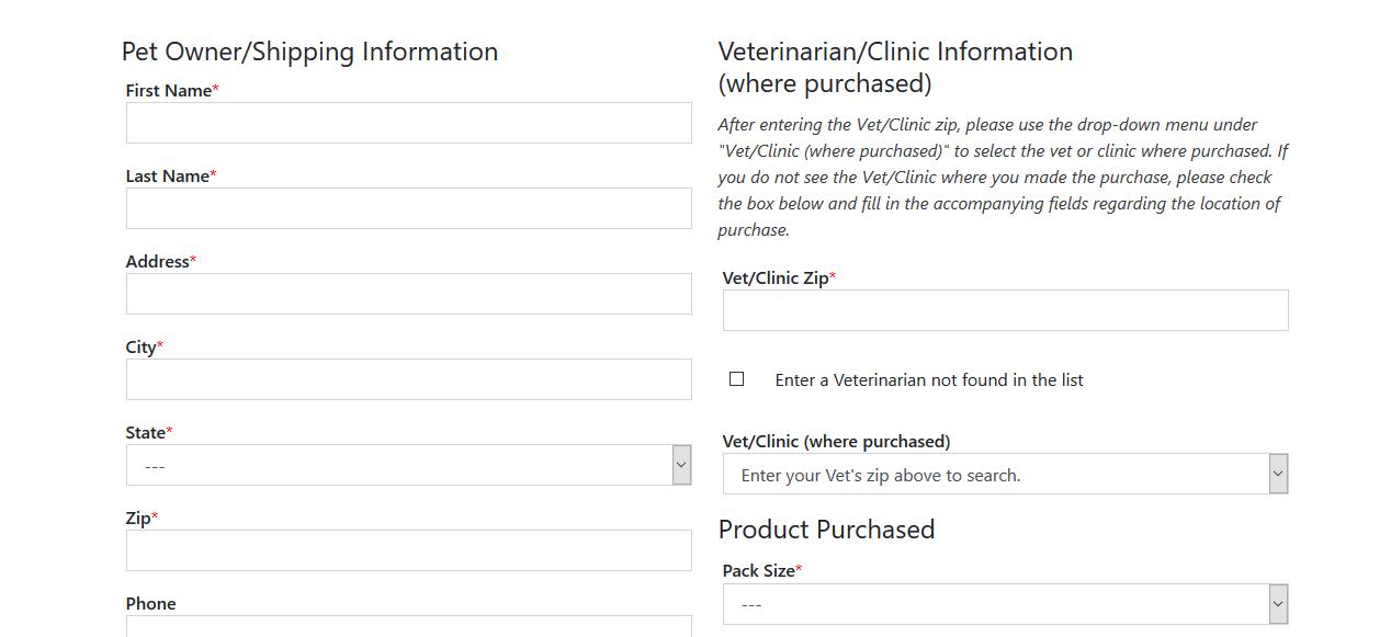 AhRebates Website