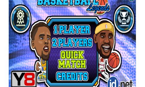 Basketball Legends Unblocked Games [Never Blocked]