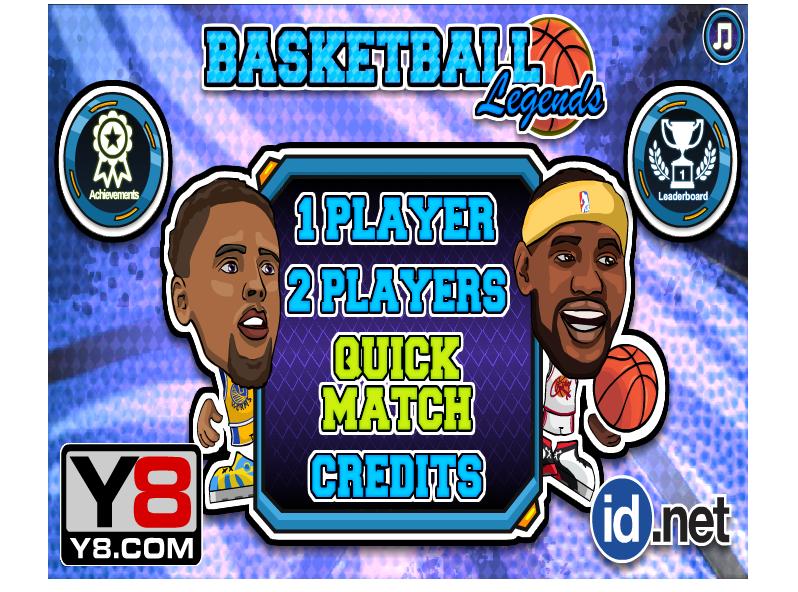 Basket Ball Legends Unblocked Games