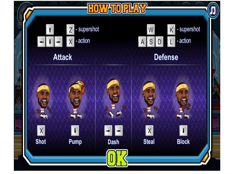 How to Play Basketball Legends Unblocked