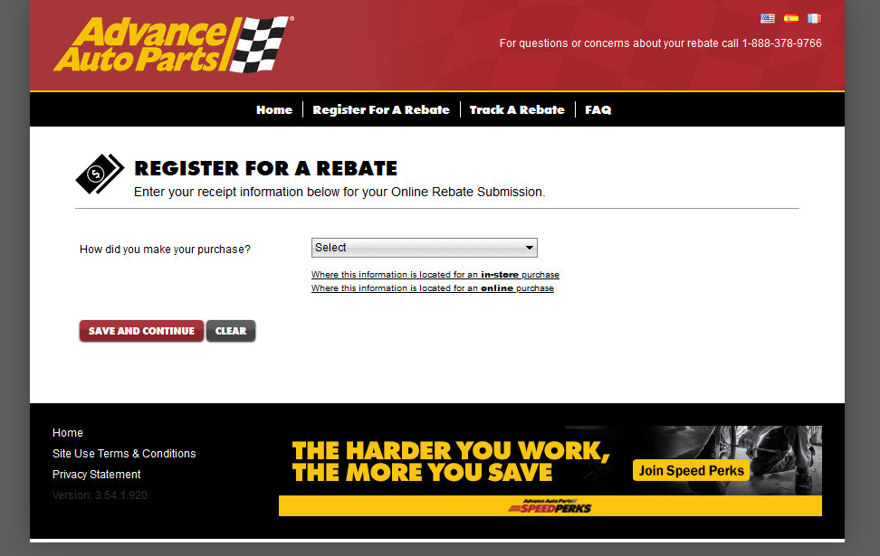 4 my rebate advance auto parts