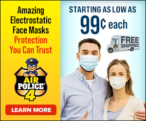 AirPolice 4 Masks