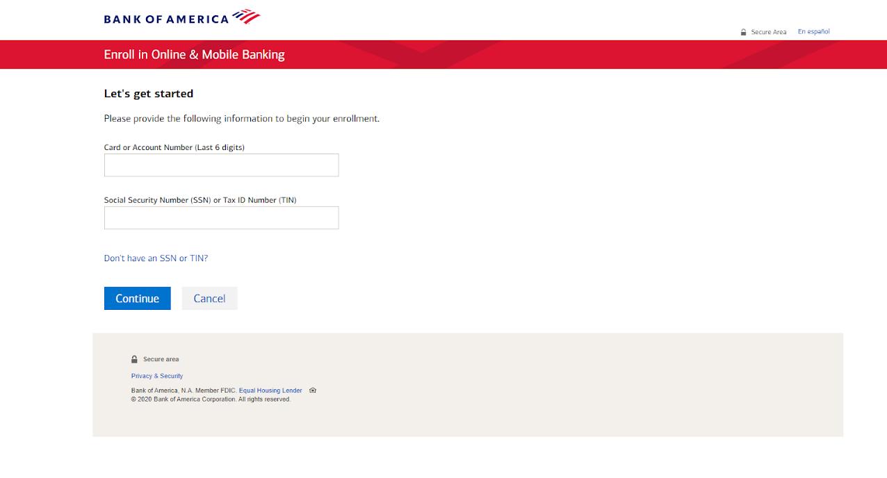 www.BankOfAmerica.com/Activate