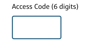 Capital One reservation code
