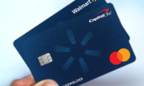 Activate Your Walmart Card @ Walmart.CapitalOne.com/activate