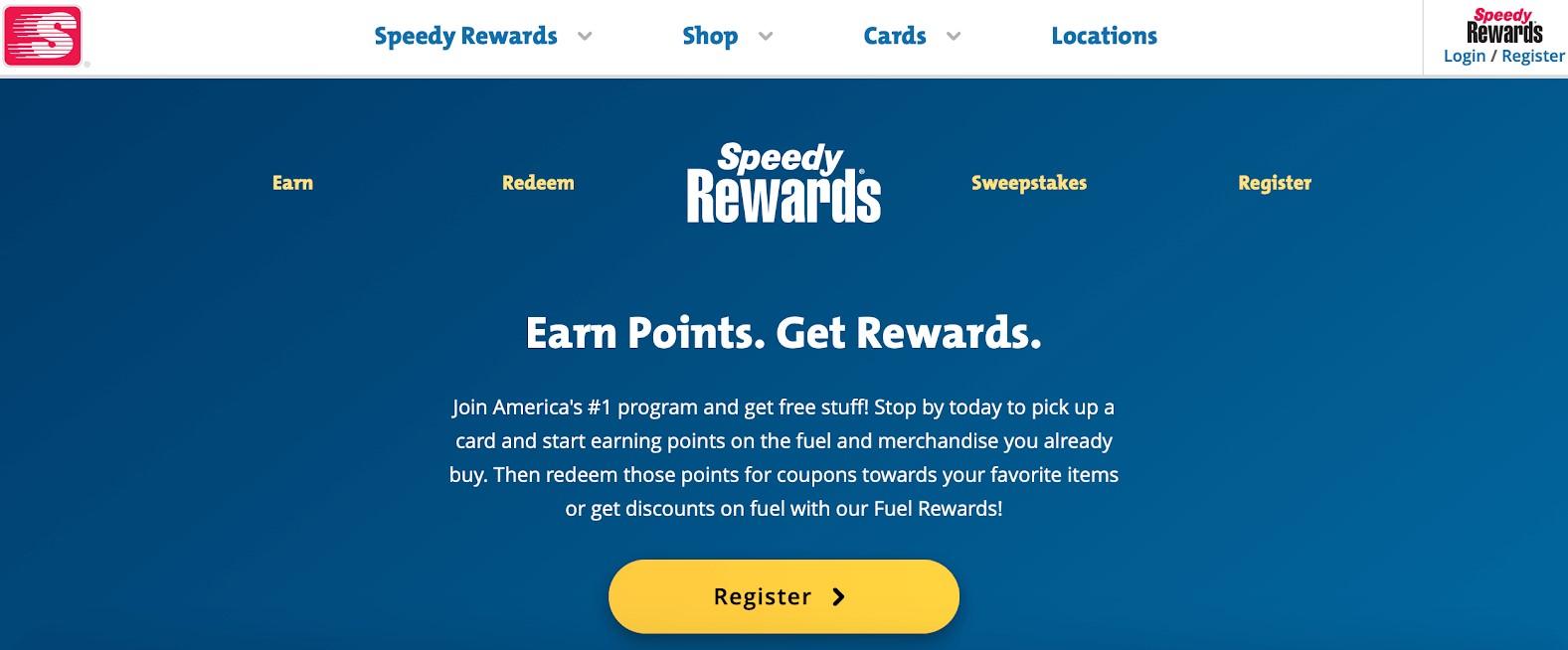 Speedway Rewards