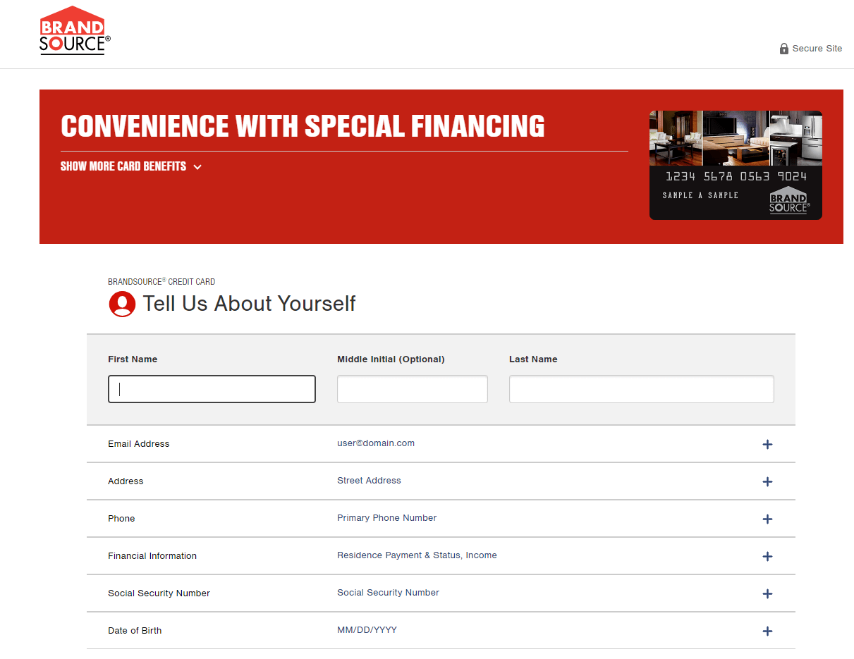 Brand Source credit