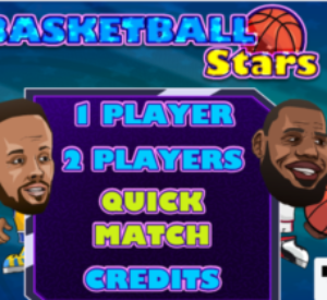 Basketball Stars Unblocked [Never Blocked]